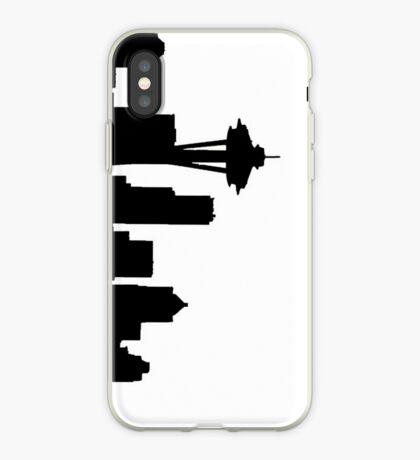 A Dark Landscape iPhone case. iPhone Case