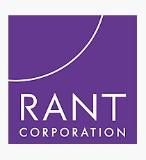 RANT Corporation Fotodruck