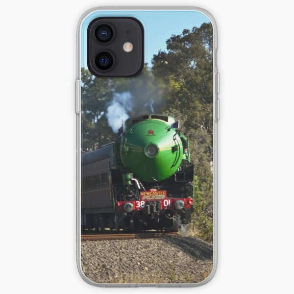 3801 Newcastle Flyer  - iPhone case iPhone Soft Case