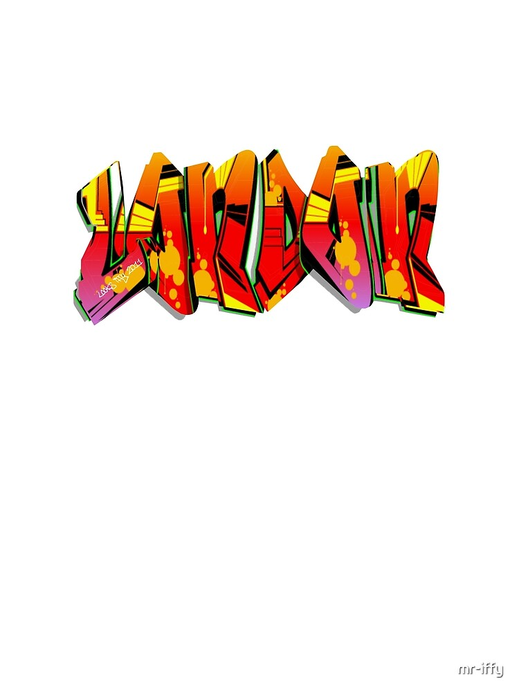 London Graff by mr-iffy