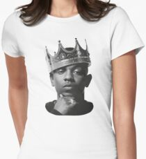Kendrick Lamar Womens Fitted T-Shirt