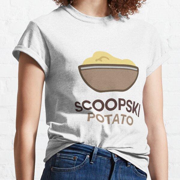 Scoopski Potato Classic T-Shirt