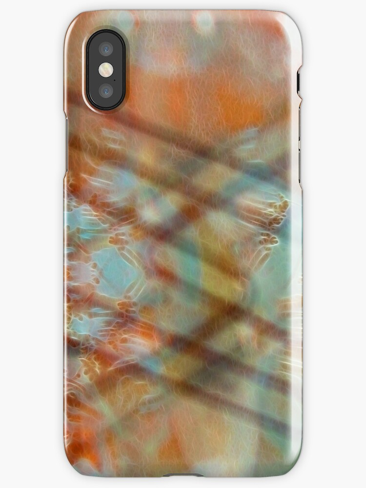 Midday Shadows I Phone Case by Diane Johnson-Mosley