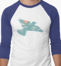 Skylark Men's Baseball ¾ T-Shirt