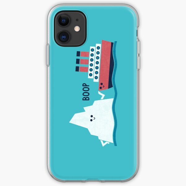 Boop iPhone Soft Case