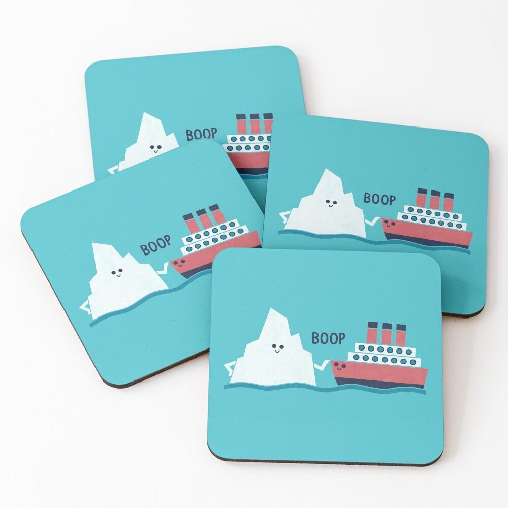 Boop Coasters (Set of 4)