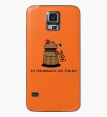 Exterminate or Treat - Full Color Case/Skin for Samsung Galaxy