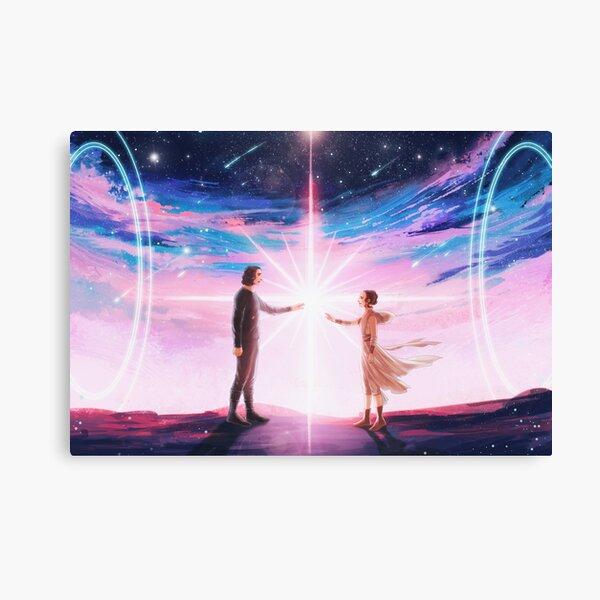Reylo - Meet Me Halfway Canvas Print