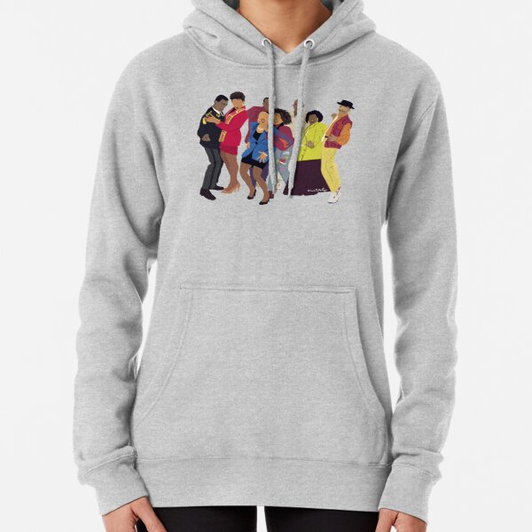 A different world Pullover Hoodie