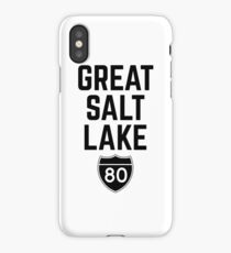 Great Salt Lake iPhone Case/Skin