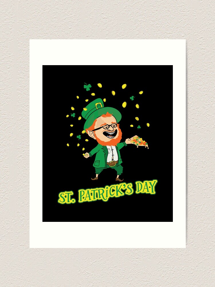 NEW IN PACKAGE St Patricks Stickers American Greetings Leprecon 100/% Irish