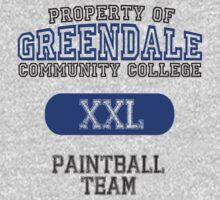 Greendale paintball team