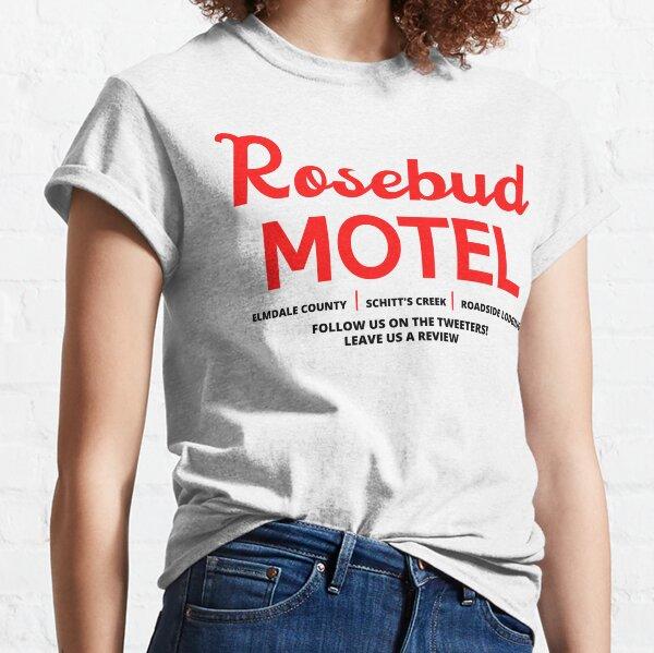 Schitt's Creek Rosebud Motel Logo Classic T-Shirt