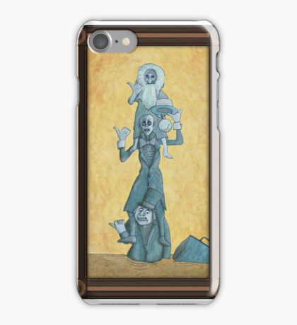 Quick Hitchers iPhone Case/Skin