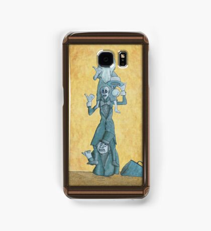 Quick Hitchers Samsung Galaxy Case/Skin