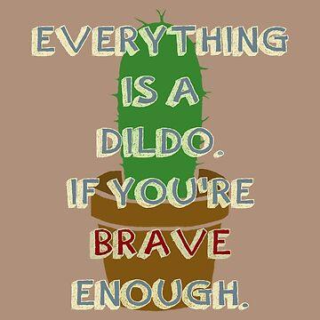 Bravery by wifflebin