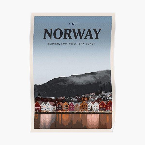 Visit Norway  Poster