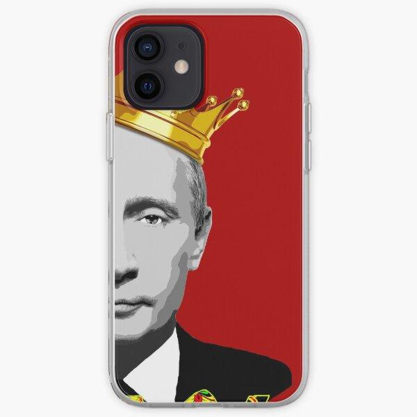 Putin the Czar iPhone Soft Case