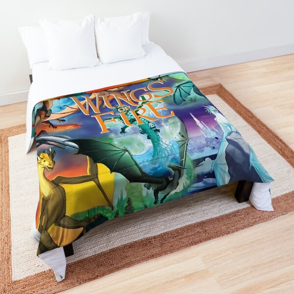 Wings of fire all dragon Series Comforter
