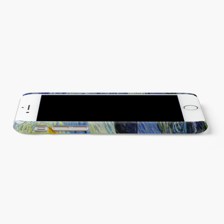Alternate view of Starry Night iPhone Case & Cover