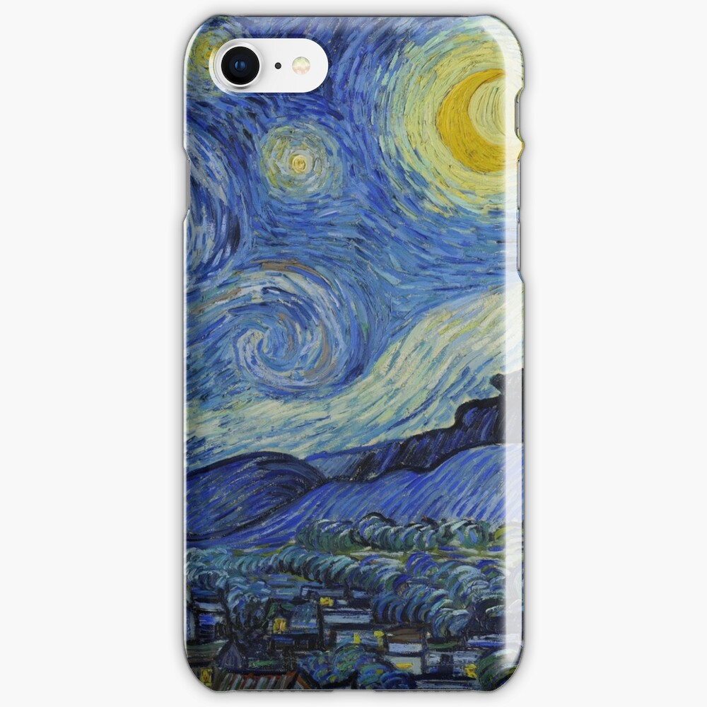 Starry Night iPhone Case & Cover