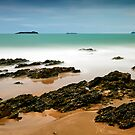 Emerald Shore by Mark  Lucey