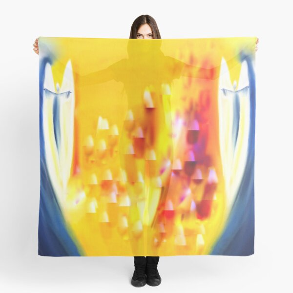 The keepers of the soul flames Scarf