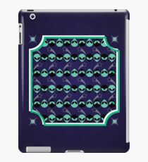 Aliens Exist (Purple) iPad Case/Skin