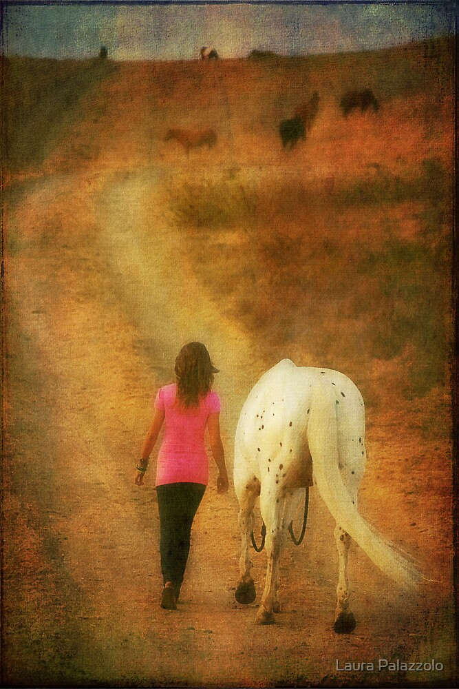 Heading Home by Laura Palazzolo
