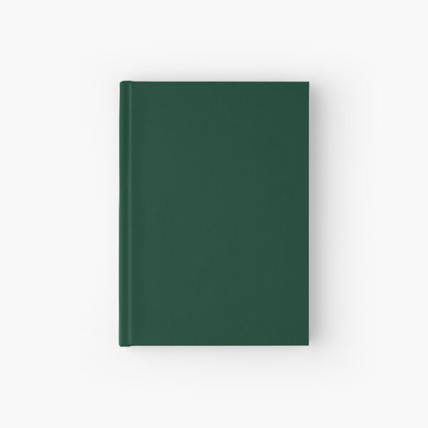 Ultra Deep Emerald Green - Lowest Price On Site Hardcover Journal