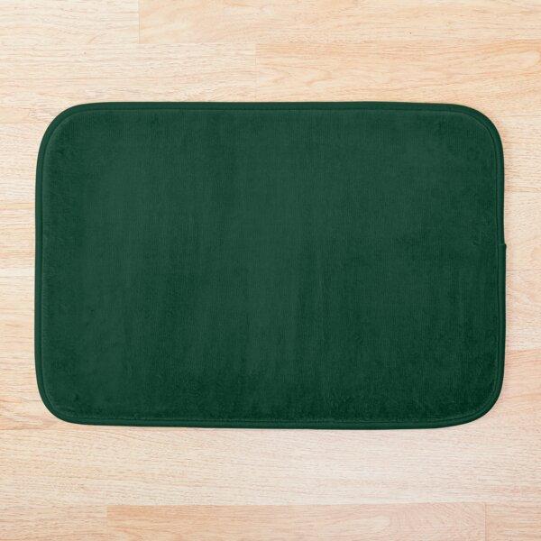 Ultra Deep Emerald Green - Lowest Price On Site Bath Mat
