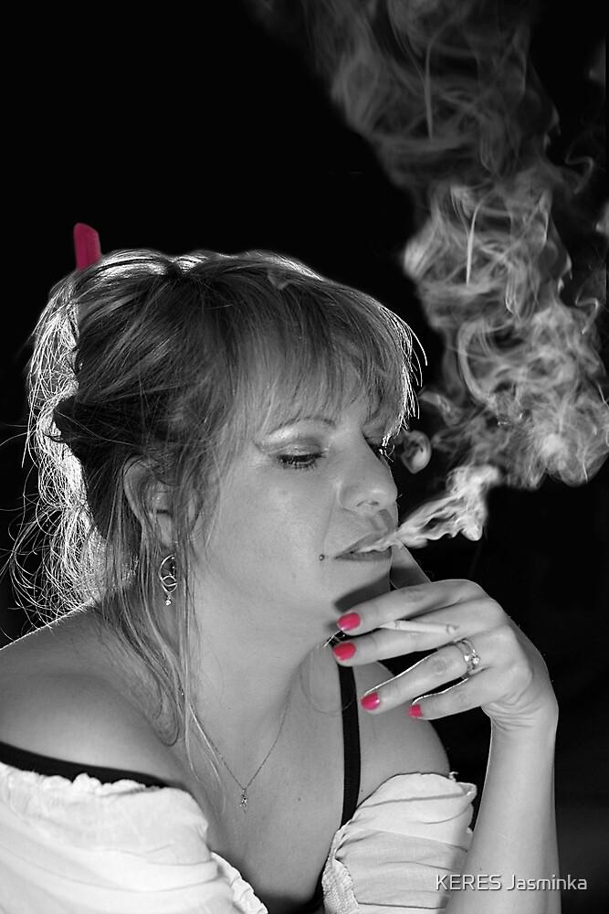 Smoker by KERES Jasminka