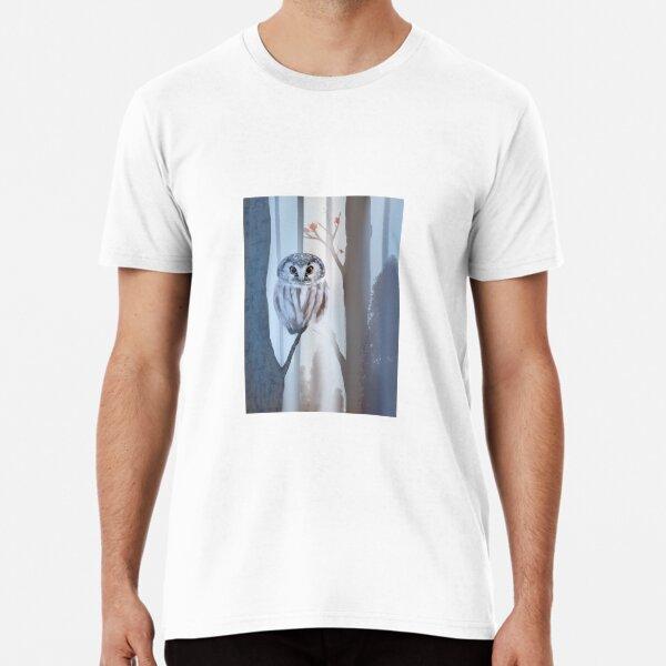 Boreal Owl Premium T-Shirt