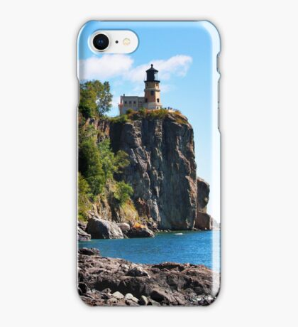Splitrock Lighthouse iPhone iPhone Case/Skin