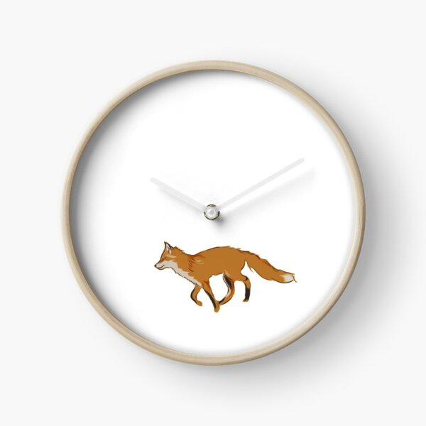 Renard - Minimalist Horloge