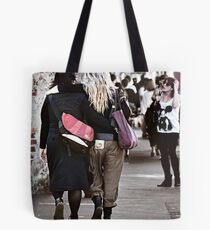 Streets of Melbourne 8 Tote Bag