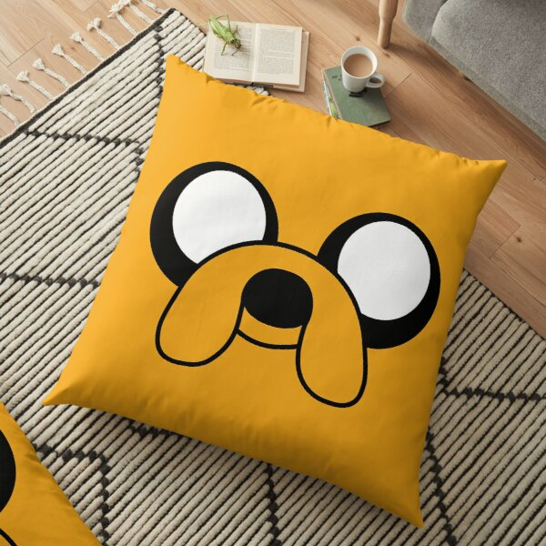 Adventure Time ™   Jake the dog Floor Pillow