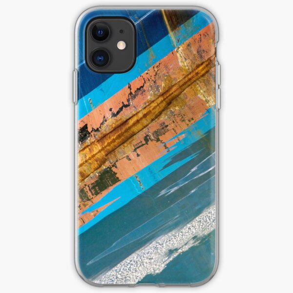 Sometimes You Get A Distorted View When You Reflect Too Much On Something iPhone case. iPhone Soft Case