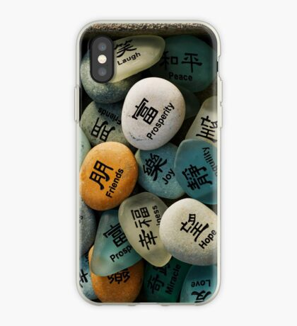 Best Wishes iPhone case. iPhone Case