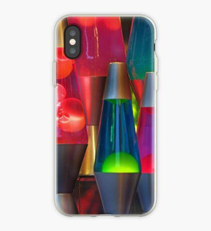 Hot Lava iPhone case. iPhone Case