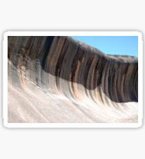 Wave Rock 11 Sticker