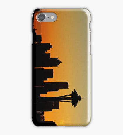 A Northwest Morning iPhone case. iPhone Case/Skin