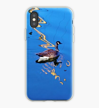 Swimming In Color iPhone case. iPhone Case