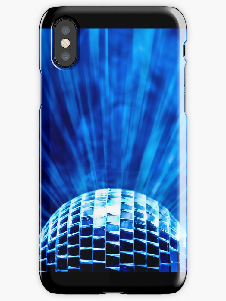 DISCO Baby! iPhone Cover by Bryan Freeman