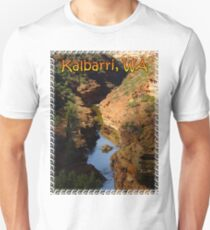 Z bend, Kalbarri T-Shirt