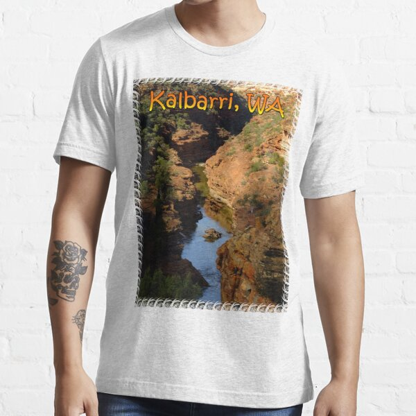 Z bend, Kalbarri Essential T-Shirt