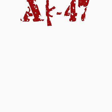 Ak-47 by DragonLantern