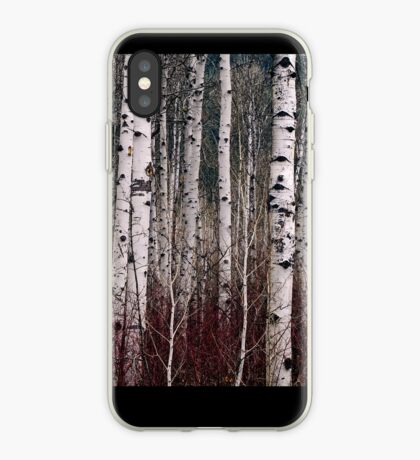 In The Woods iPhone case.  iPhone Case
