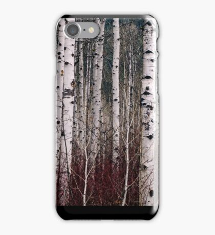 In The Woods iPhone case.  iPhone Case/Skin