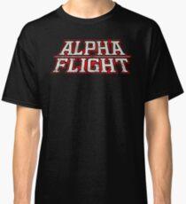 Alpha Flight  Classic T-Shirt